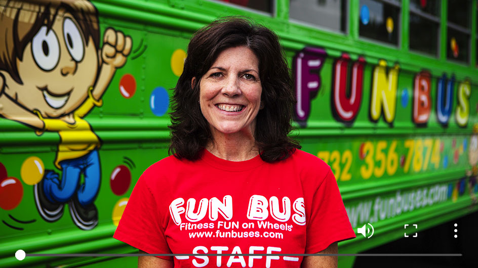 Meet Our FUN BUS Franchise Owner, Mia Buckley!