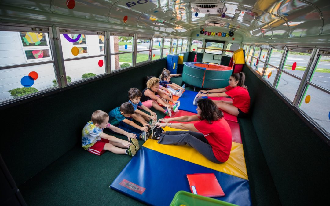 Parents and Children Can't Get Enough of FUN BUS!