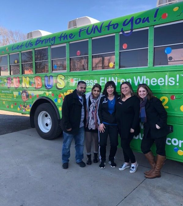 FUN BUS Officially Open in North Tarrant County, Texas