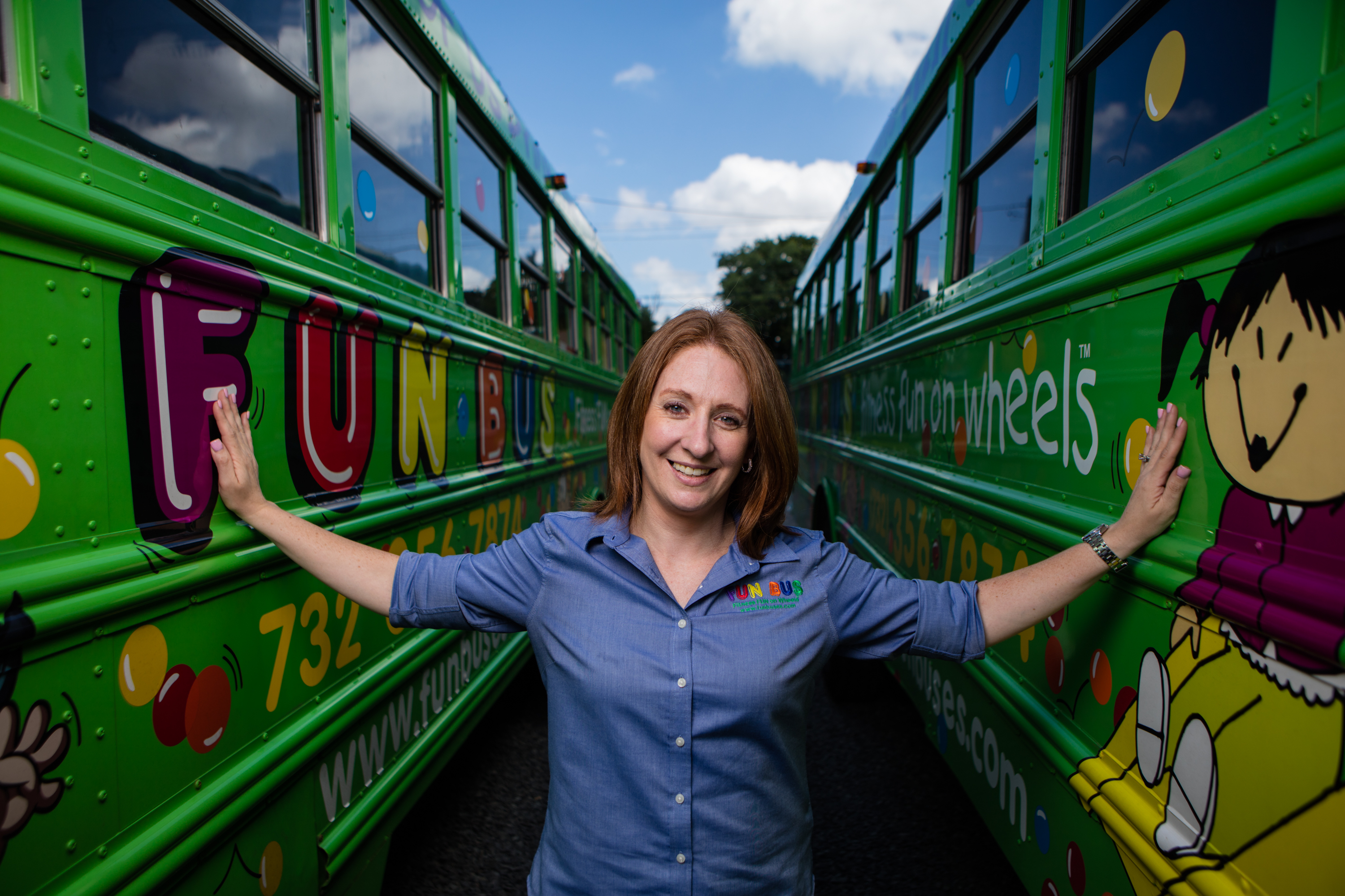 Q & A Interview with FUN BUS President Stacey Kimmins!